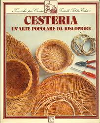 Cesteria un'arte popolare da riscoprire Book Cover