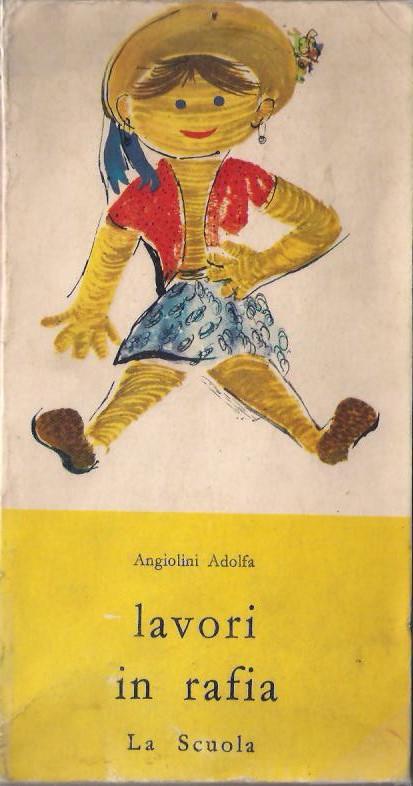 Lavori in rafia Book Cover