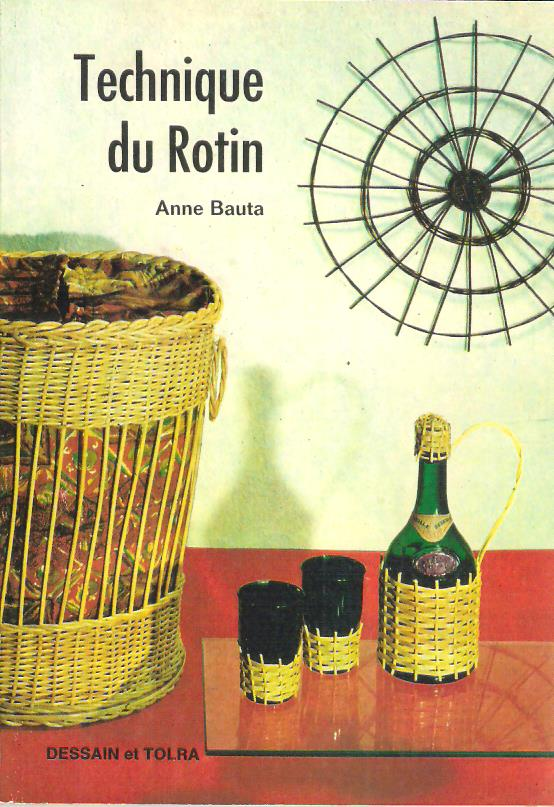 Technique du rotin Book Cover