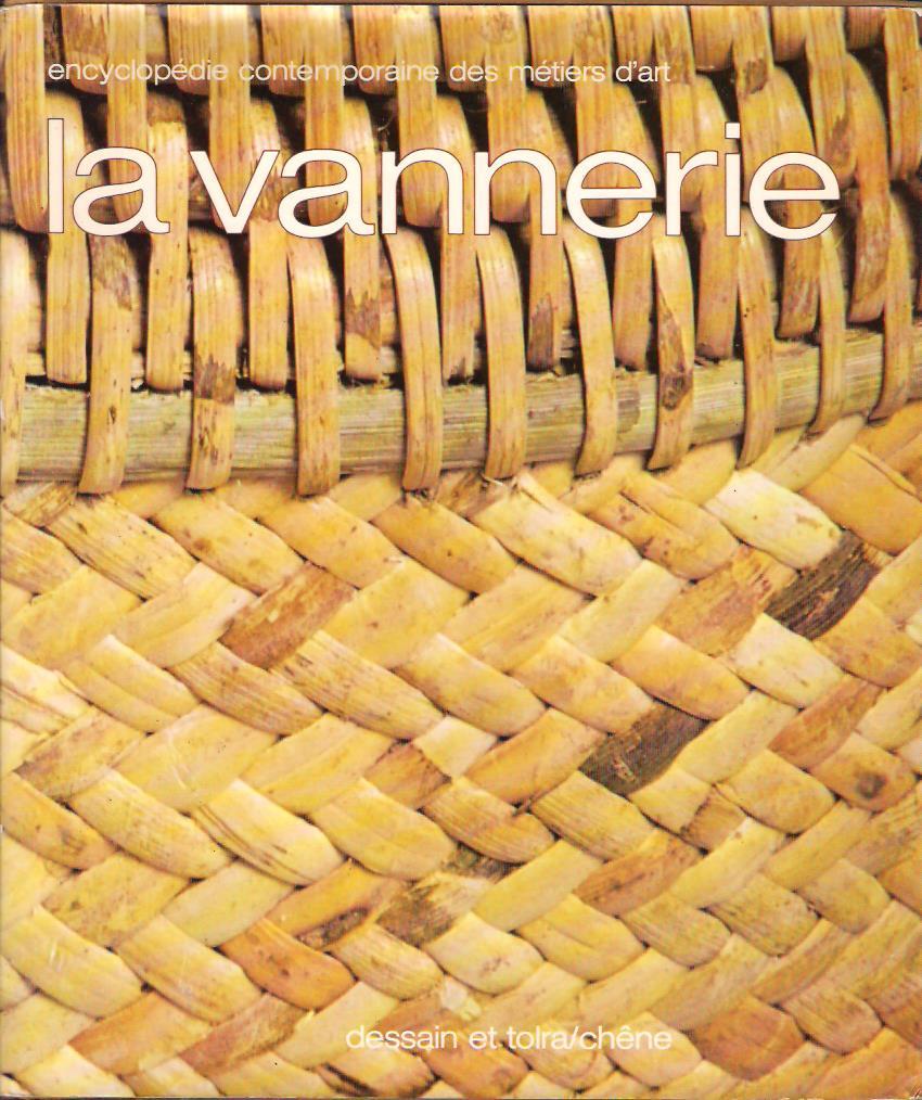 La vannerie Book Cover