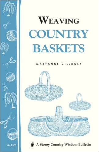 Weaving Country Baskets Book Cover