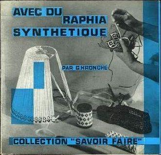 Avec du Raphia syntétique Book Cover