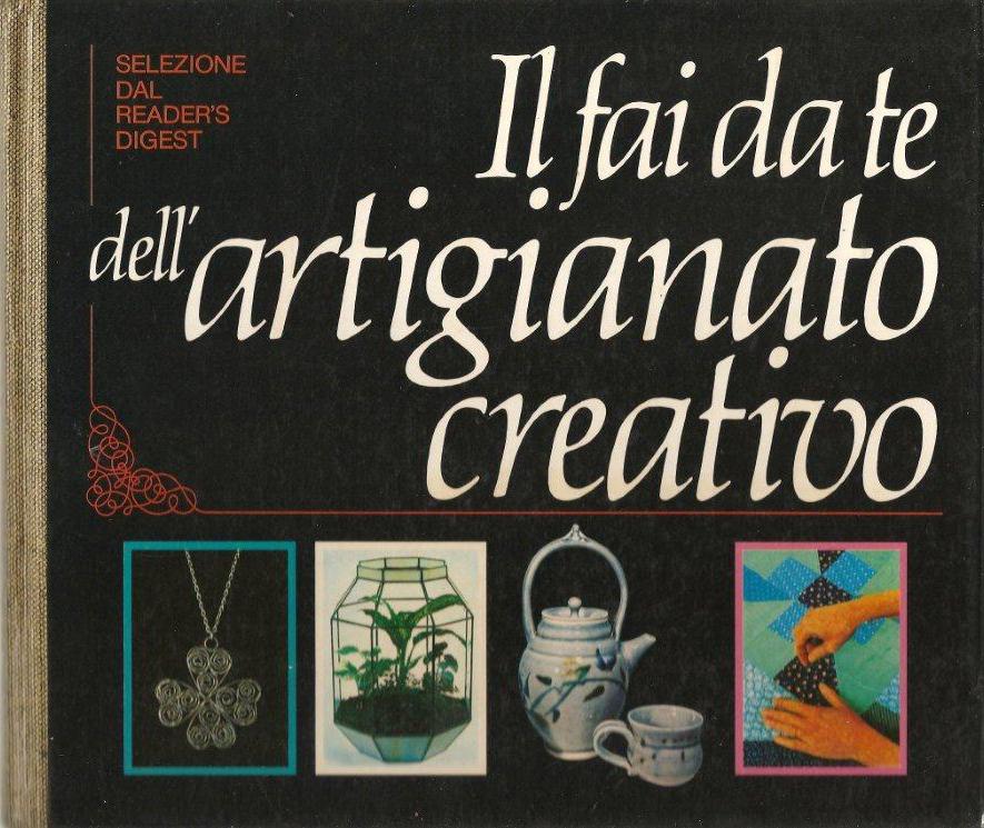 Il fai da te dell'artigianato creativo Book Cover