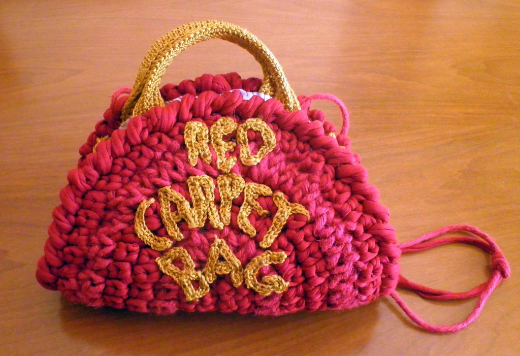 Red Carpet Bag