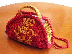 Red Carpet Bag tre quarti