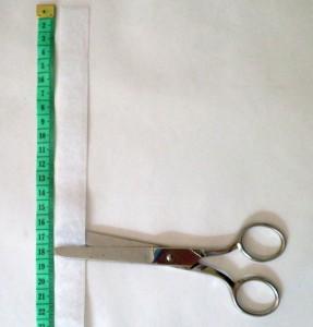 Copri cintura di sicurezza taglio velcro