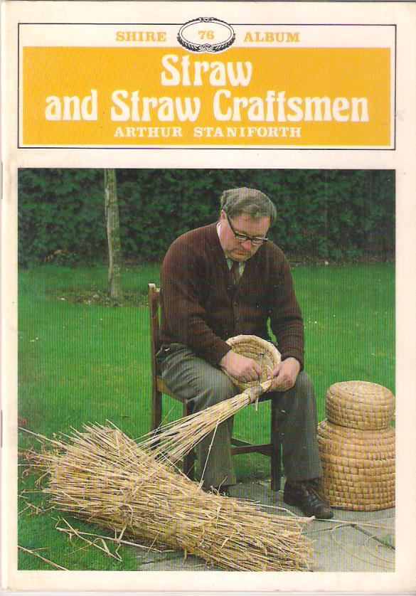 Straw and Straw Craftsmen Book Cover