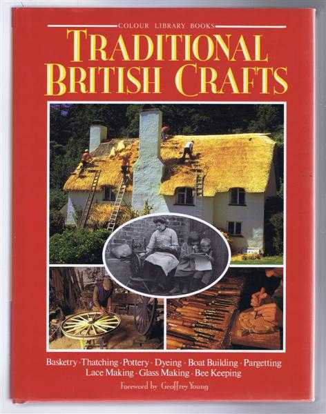 Traditional British Crafts Book Cover