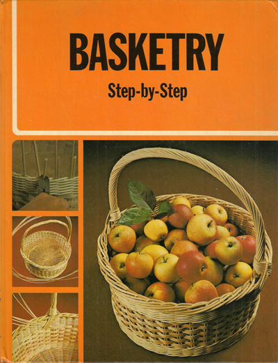 Basketry Step by Step Book Cover