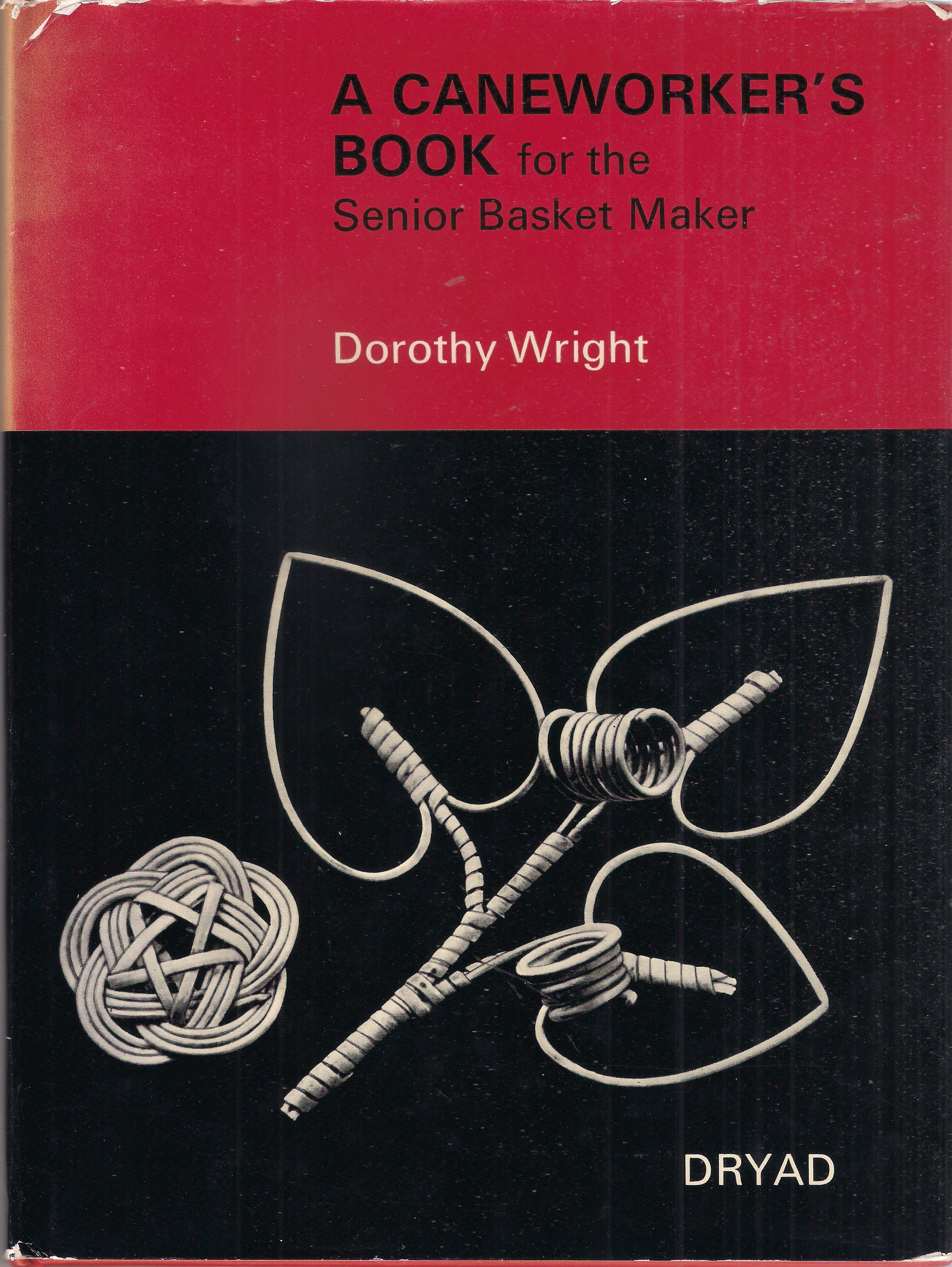 A Caneworker's Book for the Senior Basket Maker Book Cover