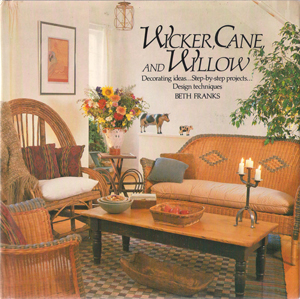 Wicker, Cane and Willow Book Cover