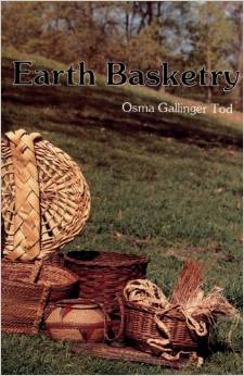 Earth Basketry Book Cover