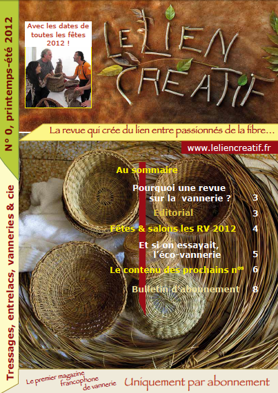 Le lien creatif Book Cover