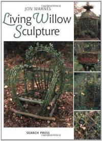 Living Willow Sculpture Book Cover