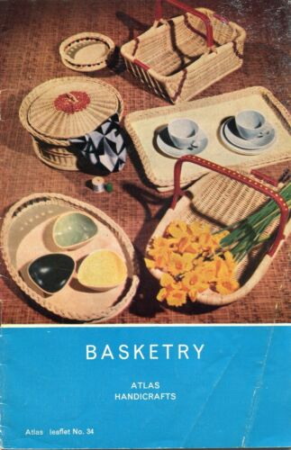 Basketry Book Cover