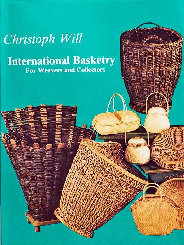 International Basketry For Weavers and Collectors Book Cover